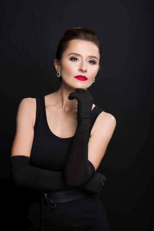 Fotografia portretowa, stylizowana Agnieszki