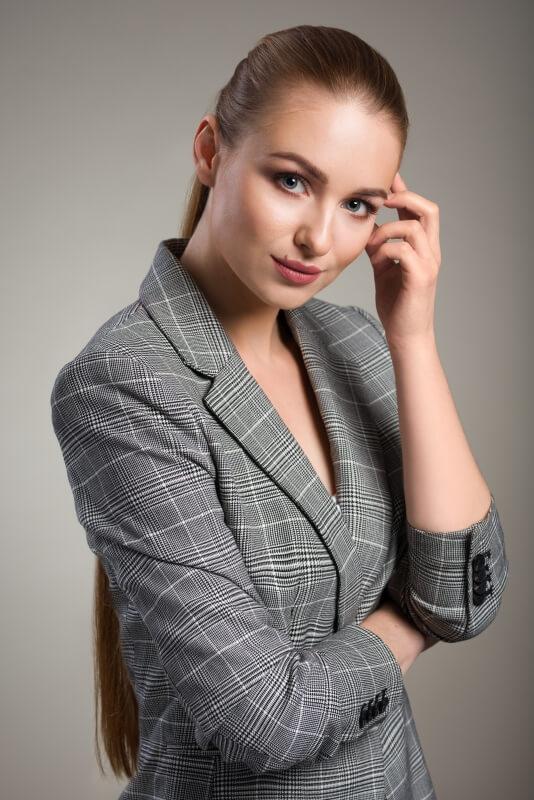 Sesja biznesowa dla Noemi Jarek