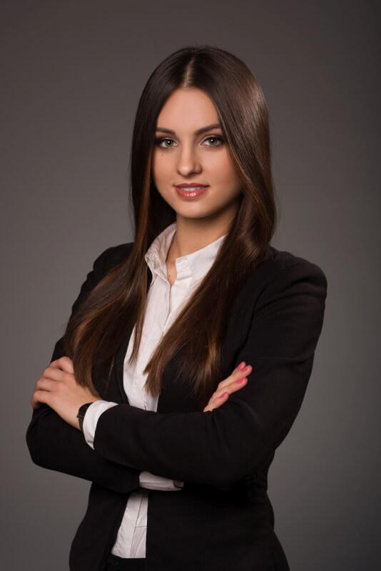 Zdjęcie biznesowe Pani Katrzyny Purszke