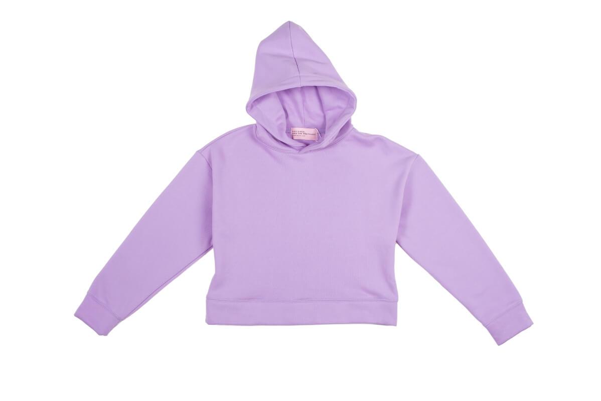 Zdjęcie fioletowej bluzy dla center 9