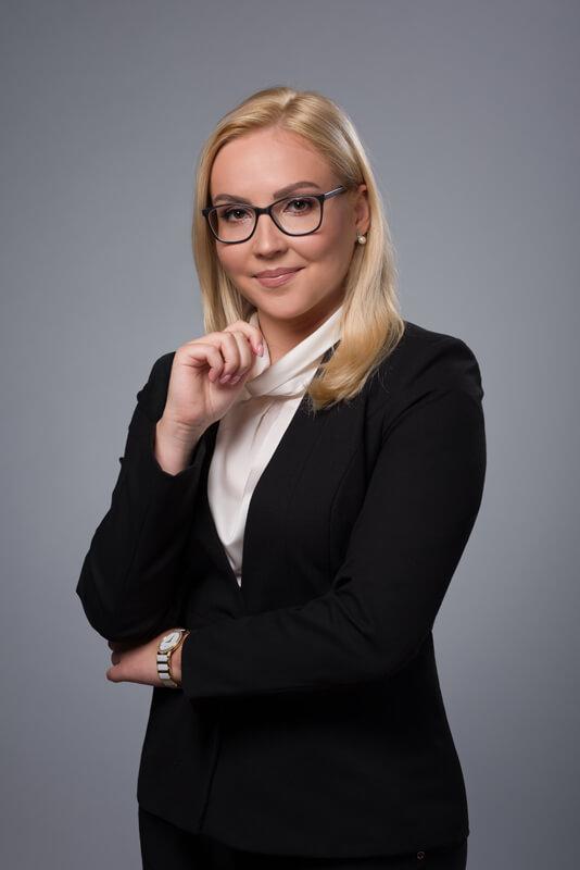 Zdjęcie Pani Agnieszki do CV